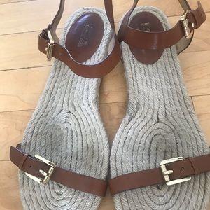 Michael Kors Shoes - Michael Kors Espadrille Sandals